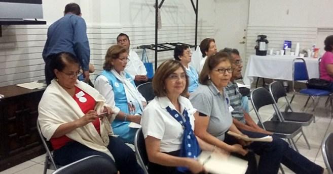 Taller de planeación participativa en Monterrey (México)