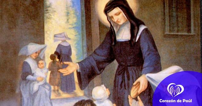 Novena a Santa Luisa de Marillac, día 8 (7 de mayo de 2019)