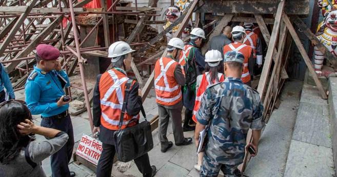 Dos años después del seísmo devastador en Nepal, la SSVP participa activamente en la reconstrucción