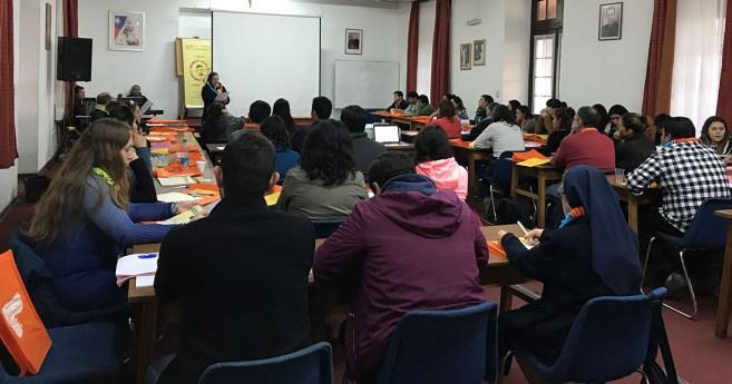 Experiencia Folleville–Châtillon en Punta de Tralca, V Región Chile, 20, 21 y 22 de abril