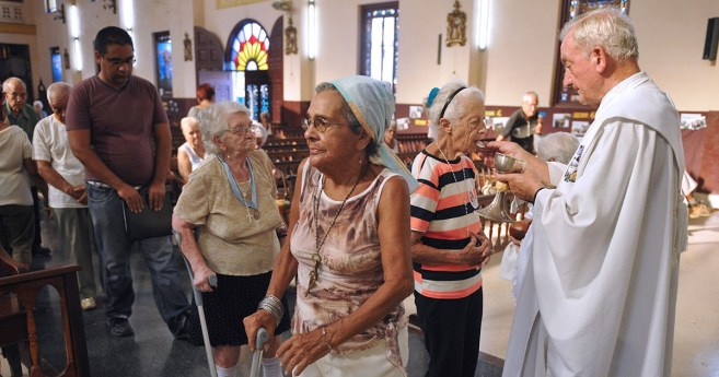 Fallece el misionero Jesús María Lusarreta, tras 25 años en Cuba