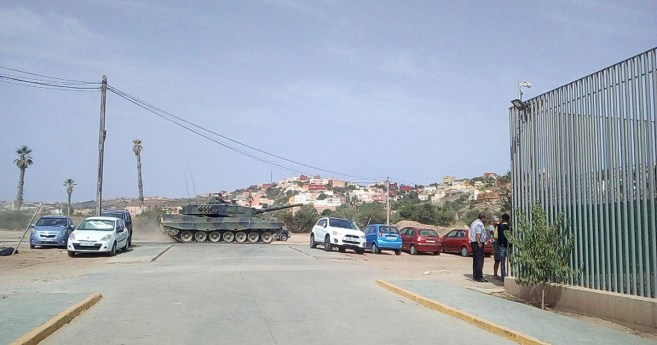 Hacia las periferias de la vida (5): Melilla