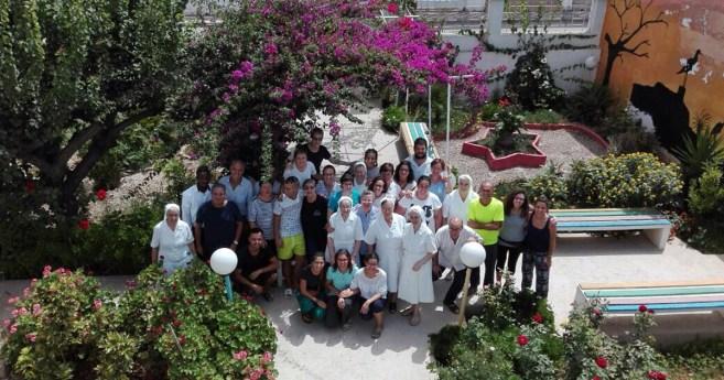 Hacia las periferias de la vida (9): Comunidad en Alhucemas