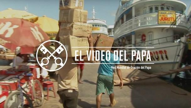 «El vídeo del Papa» (22): Derechos de los trabajadores y desempleados (octubre de 2017)