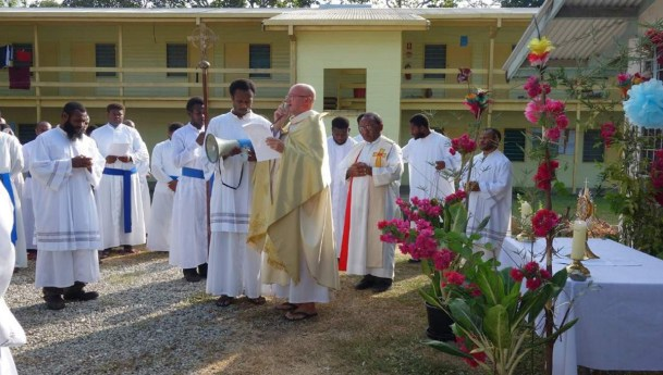 Las misiones internacionales de la Congregación de la Misión