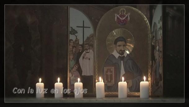 Icono de la caridad: con la luz en los ojos • Un video del P. Tomaž Mavrič, CM