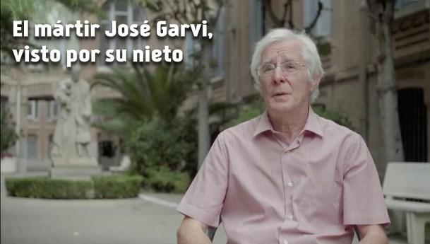 El mártir José Garvi, visto por su nieto