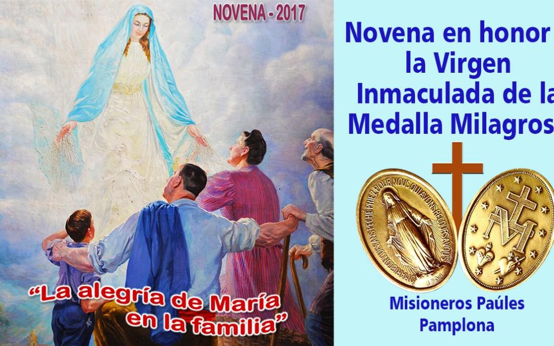 Novena a la Virgen Milagrosa, día 7: La Familia Vicenciana y los 400 años del carisma vicenciano