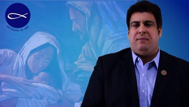 Mensaje navideño de Renato Lima, presidente de la SSVP