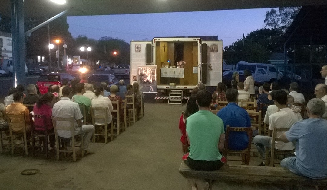 La Pastoral de la Carretera en Brasil
