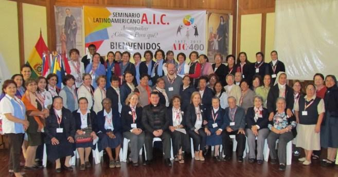 Seminario Latinoamericano AIC 2018