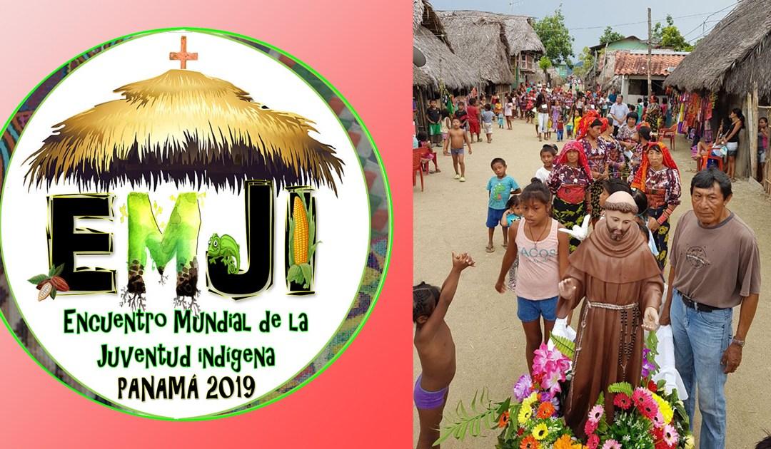 EMJI – Encuentro Mundial de Juventud Indígena, recibe donación (Soloy Panamá 2019)