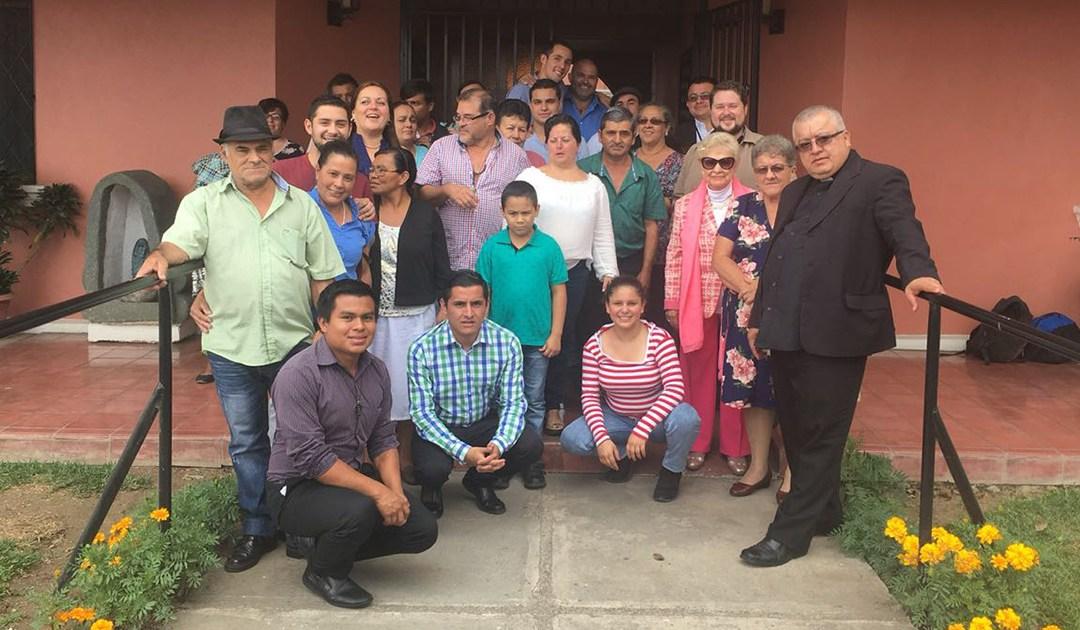 Aumentan las vocaciones en la Vice-Provincia de Costa Rica