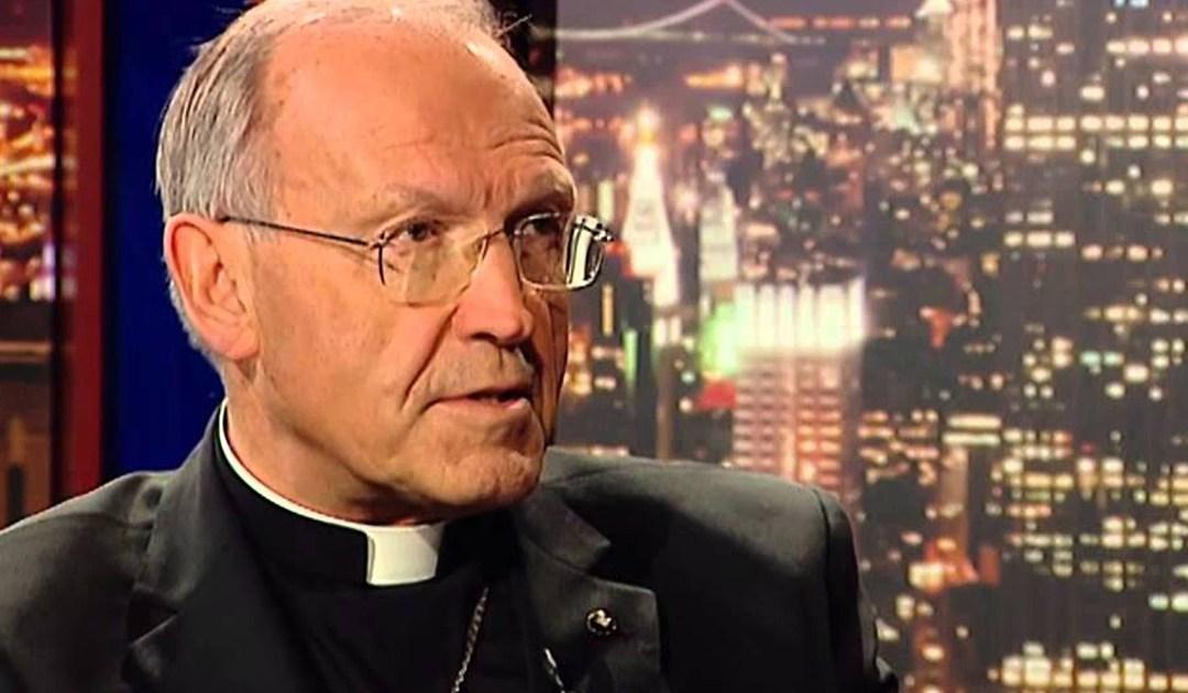 El Arzobispo Anton Stres, CM, nombrado Consultor del Consejo Pontificio para la Cultura