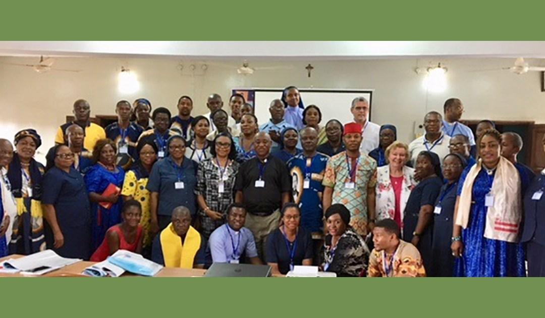 Reunión de colaboración de la Familia Vicenciana en Enugu, Nigeria