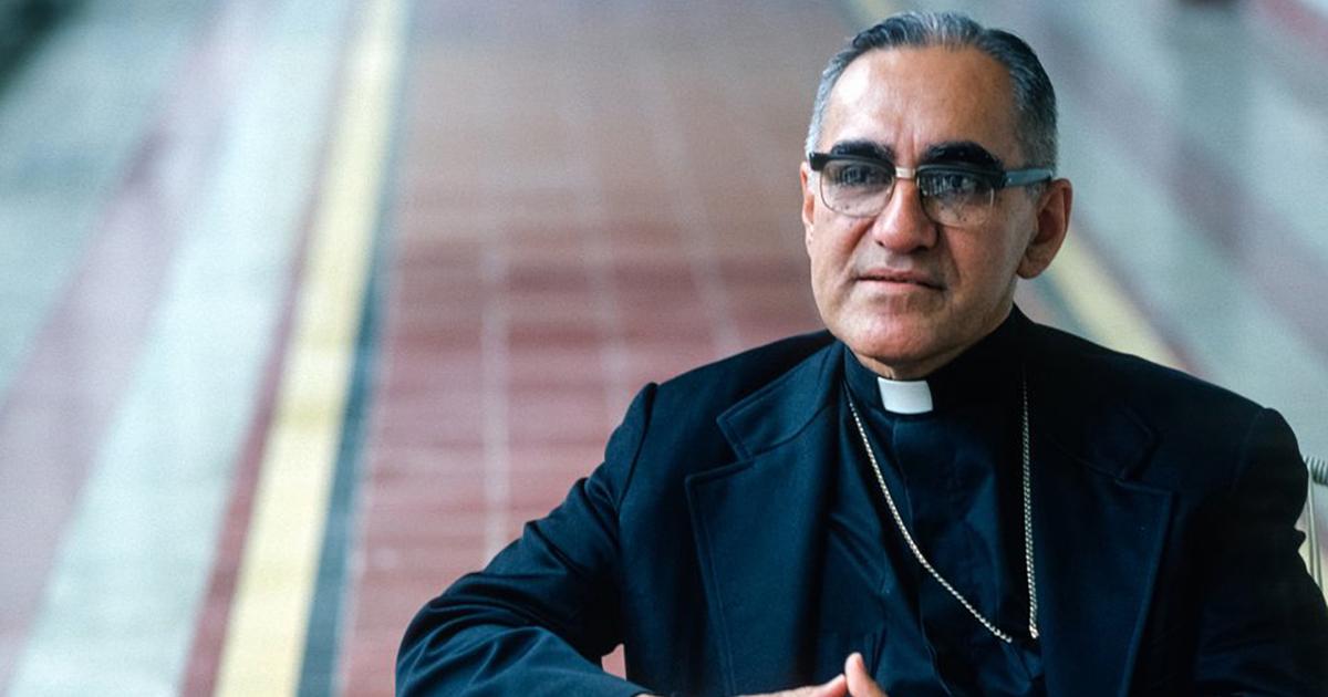 Resultado de imagen para San Oscar Romero Mártir