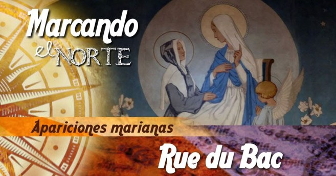 Las apariciones de la Milagrosa en Rue du Bac a santa Catalina Labouré [Video]