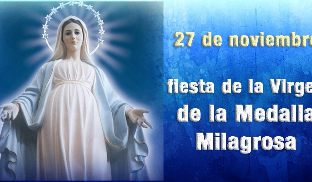 Canción «María de la Medalla Milagrosa»