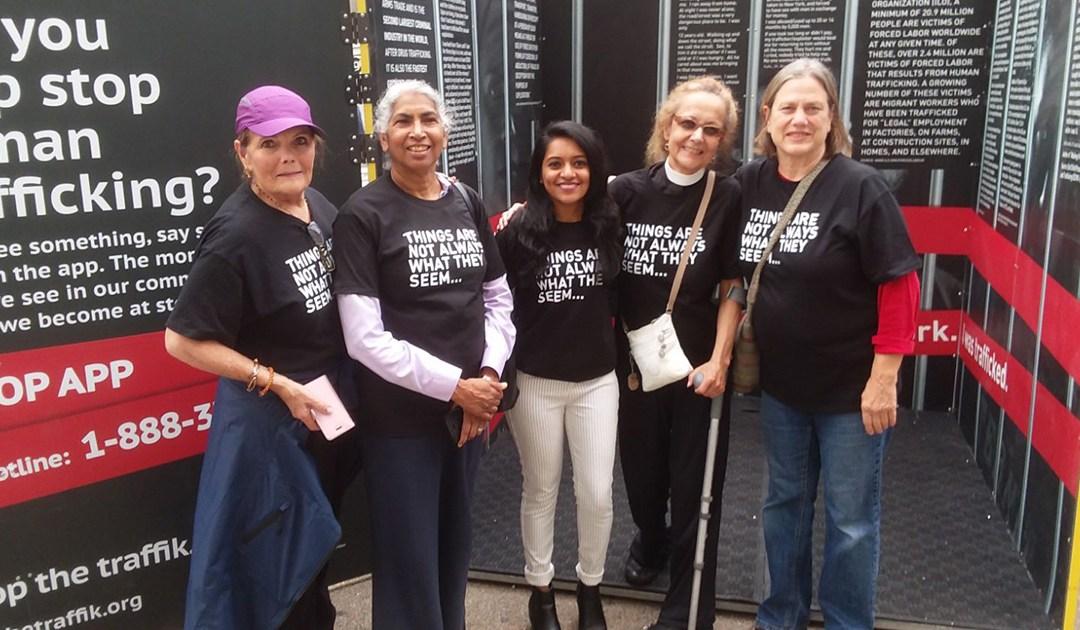 CAJA DE REGALOS – Un proyecto para combatir la trata de personas