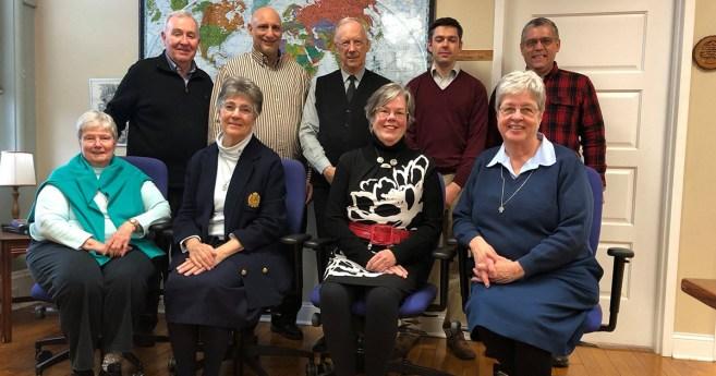 Reunión del nuevo Grupo de Trabajo de la Familia Vicenciana, en torno a la Transmisión del Carisma