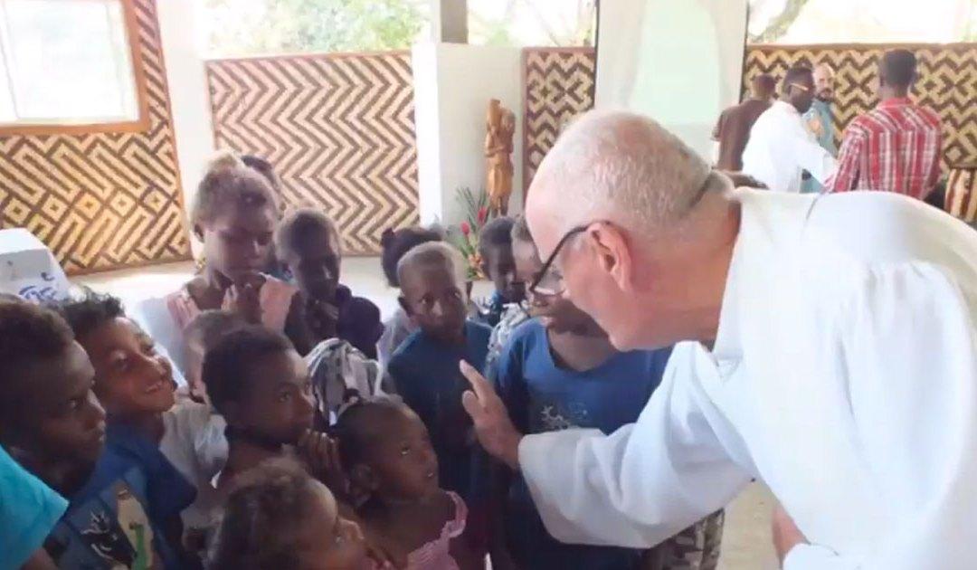 Congregación de la Misión: Servir con alegría en Islas Salomón