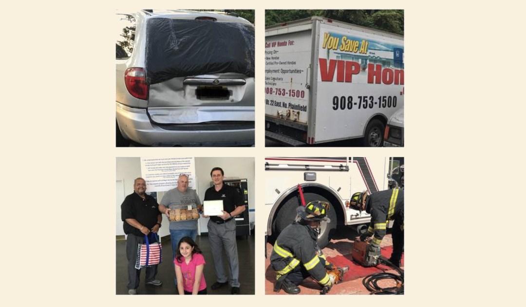 Cómo un auto destrozado ayudó a construir una comunidad mejor en Nueva Jersey
