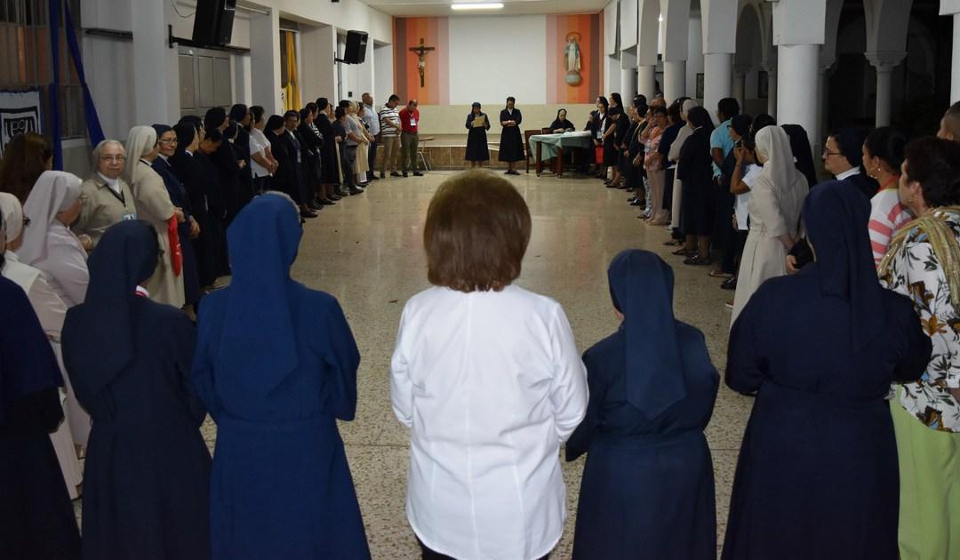 Cronica del Encuentro Provincial de Asesores de las diferentes ramas de la Familia Vicentina, en Cali (Colombia)