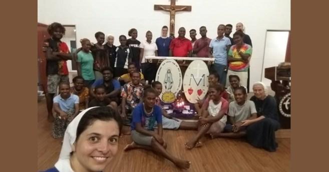 JMV sigue creciendo: dos nuevos grupos en las Islas Salomón