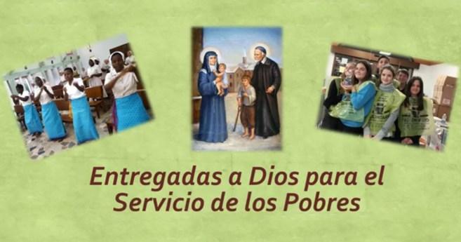 Hijas de la Caridad: entregadas a Dios