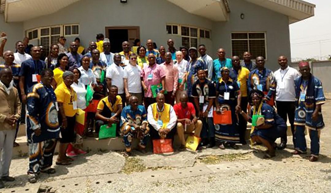 Taller sobre cambio sistémico en Abuja (Nigeria)