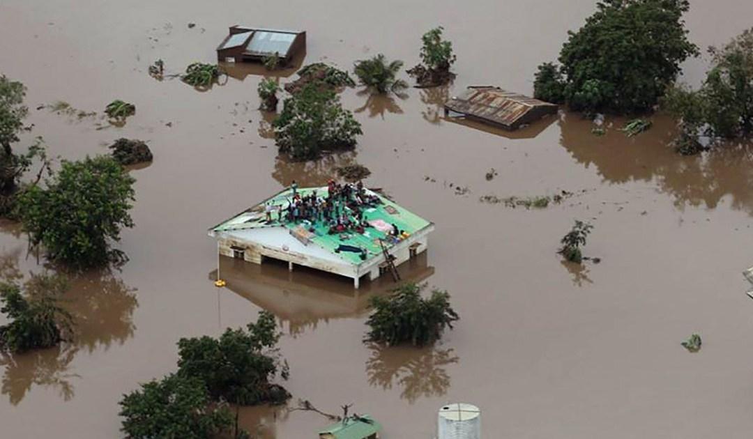 Catástrofe en Mozambique