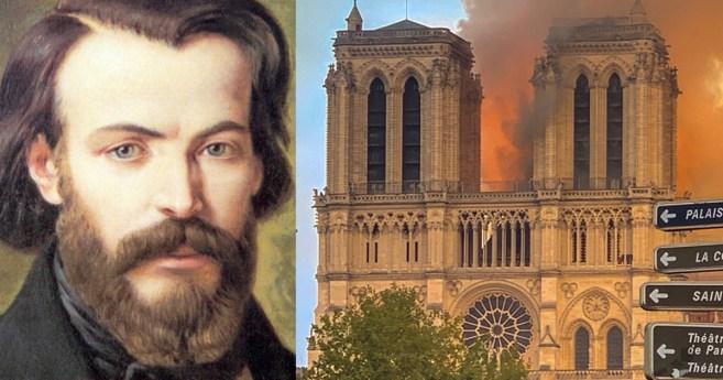 Federico Ozanam y la Catedral de Notre-Dame