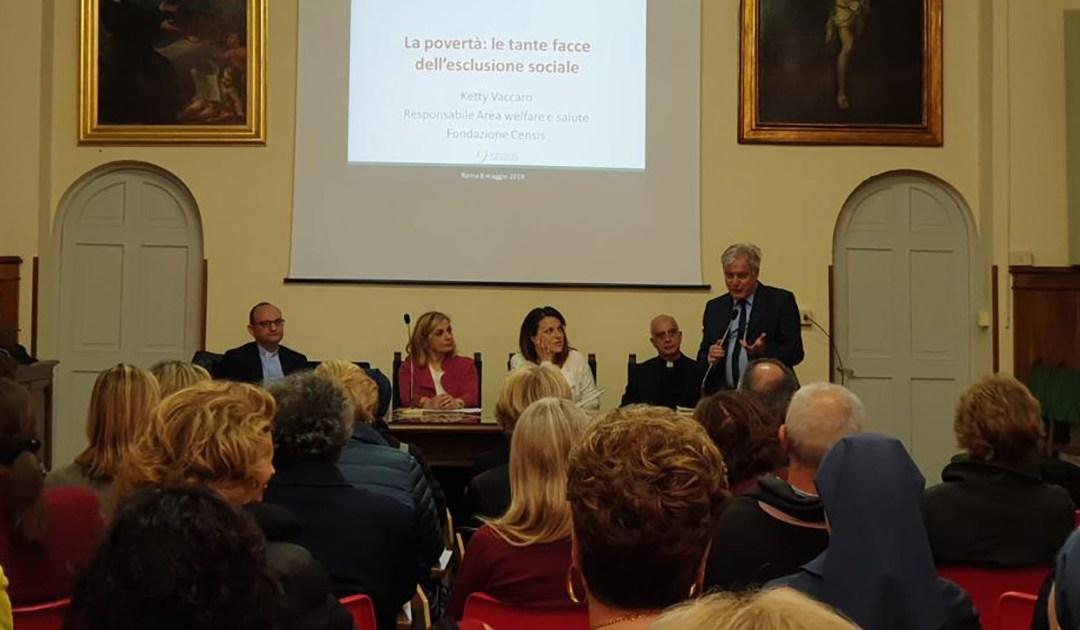 Encuentro «La Iglesia, los pobres y el voluntariado» en Roma
