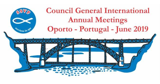 En Oporto (Portugal) se celebrará la próxima reunión anual del Consejo General Internacional de la SSVP