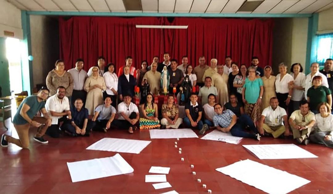 V Encuentro Centroamericano de Familia Vicentina