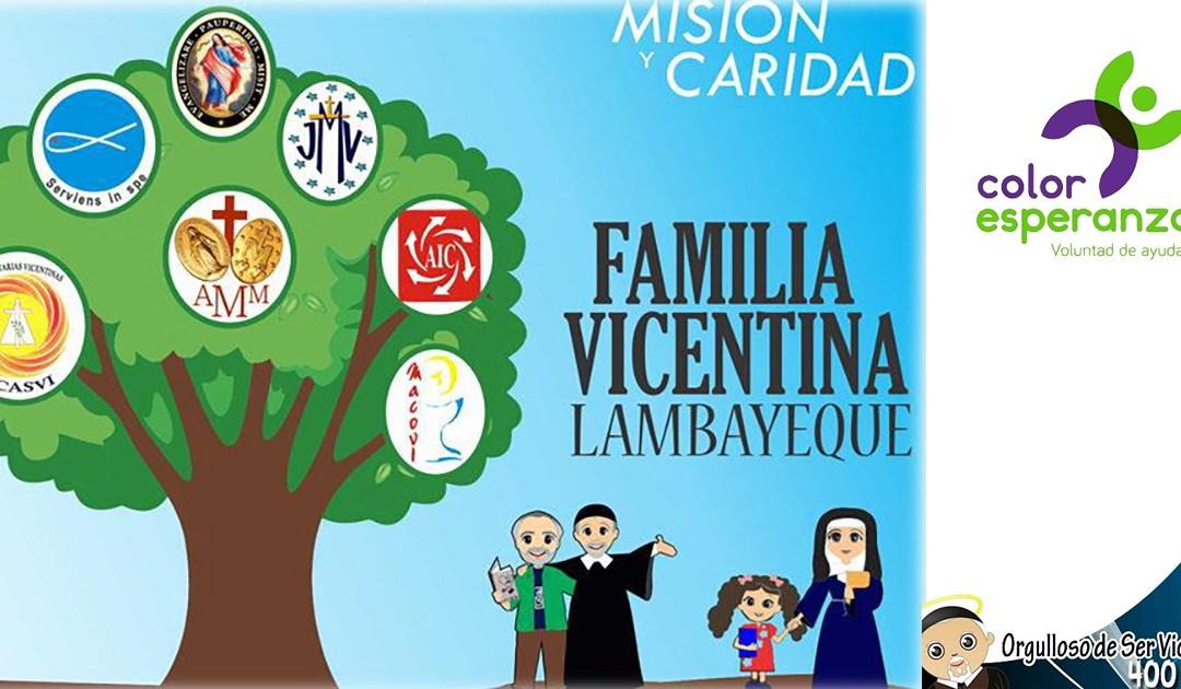 Proyectos de promoción social integral: «Color esperanza, voluntad de ayudar» (Perú)