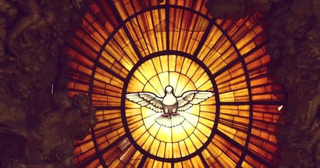 Vivimos los tiempos del Espíritu Santo