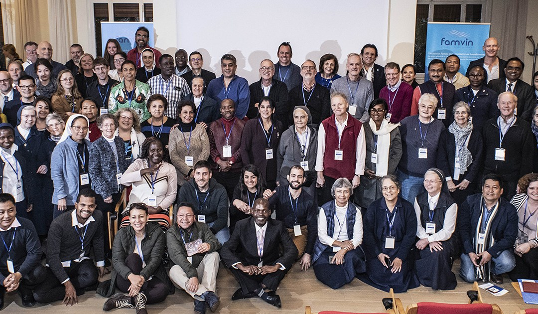 Nuevo Plan Estratégico 2019–2021 de la Alianza Famvin con los sin hogar