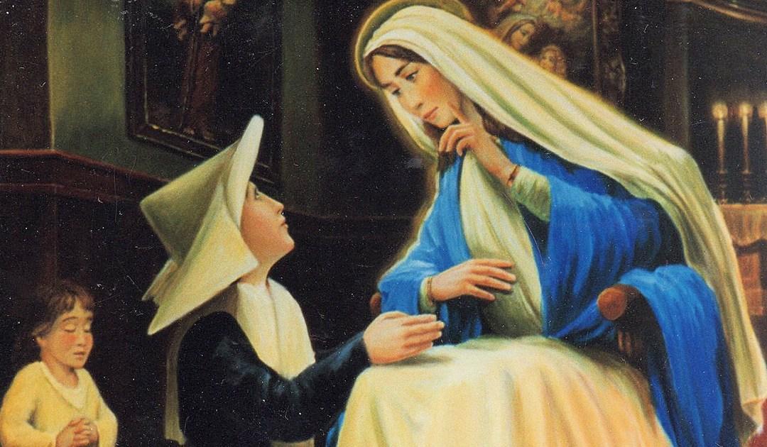 Hace 189 años se apareció la Virgen Milagrosa por primera vez
