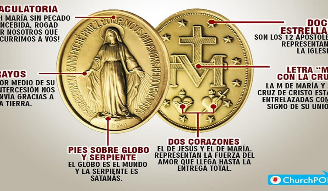 La Medalla Milagrosa y su influencia en los movimientos católicos