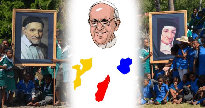 Viaje Apostólico de Su Santidad el Papa Francisco a Mozambique, Madagascar y Mauricio