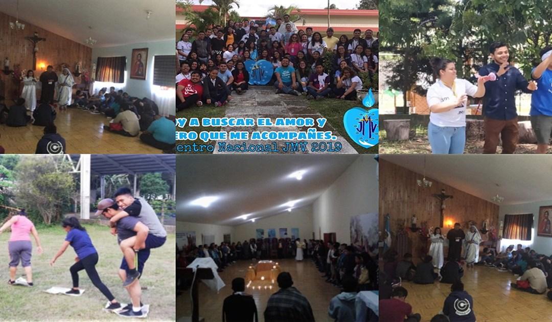 Encuentro Nacional de JMV Guatemala 2019