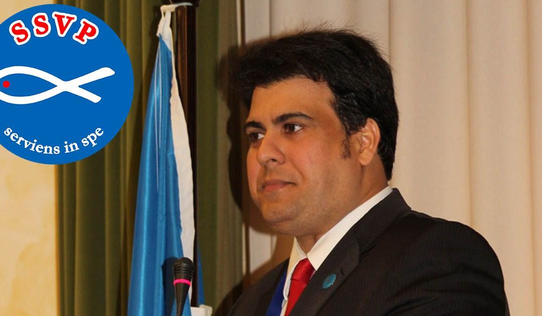 Entrevista con Renato Lima de Oliveira, Presidente General de la Sociedad de San Vicente de Paúl
