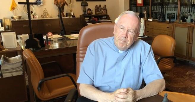 Entrevista con el Hno. René Stockman, Superior General de los Hermanos de la Caridad