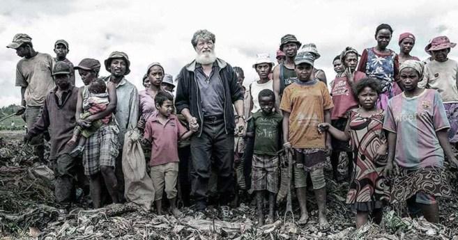 Pedro Opeka, el misionero de las basuras de Madagascar