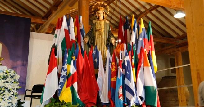 El Secretariado Internacional de JMV celebra 20 años de historia