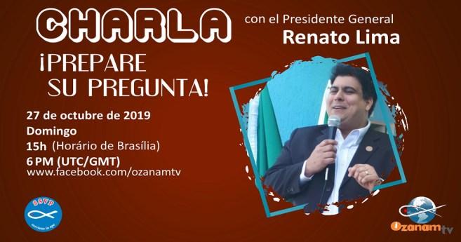 Diálogo por Facebook con el Presidente General de la Sociedad de San Vicente de Paúl