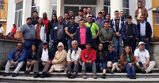 Tiempo de formación y misión vicenciana en Guatemala