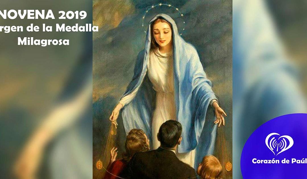 Novena a la Virgen Milagrosa 2019: día 8