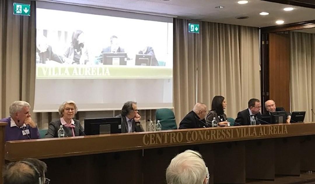 Foro de Roma: «Hacia una sociedad más inclusiva»